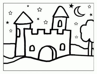 free-coloring-pages-for-boys-castle