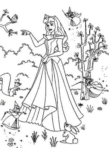 free-disney-princess-coloring-pages