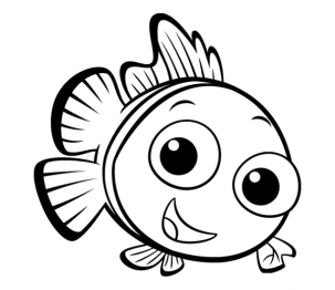 free-fish-coloring-pages