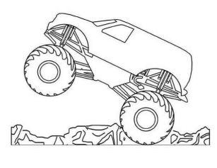 hot-wheels-monster-truck-coloring-pages