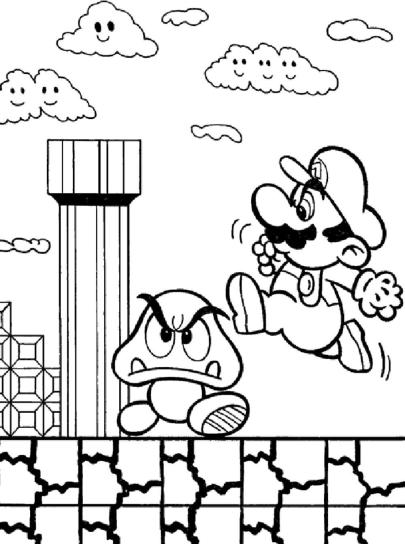 mario-bros-printable-coloring-pages