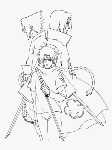 naruto-coloring-pages-sasuke