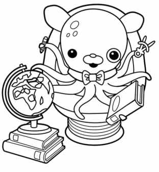 octonauts-professor-inkling-coloring-pages
