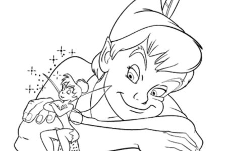 Peterpandrawing Peter Pan and Tinker Bell Shrinky Dinks