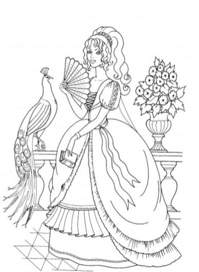 princess-peach-coloring-pages