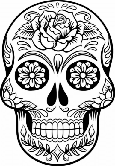 printable-sugar-skull-coloring-pages