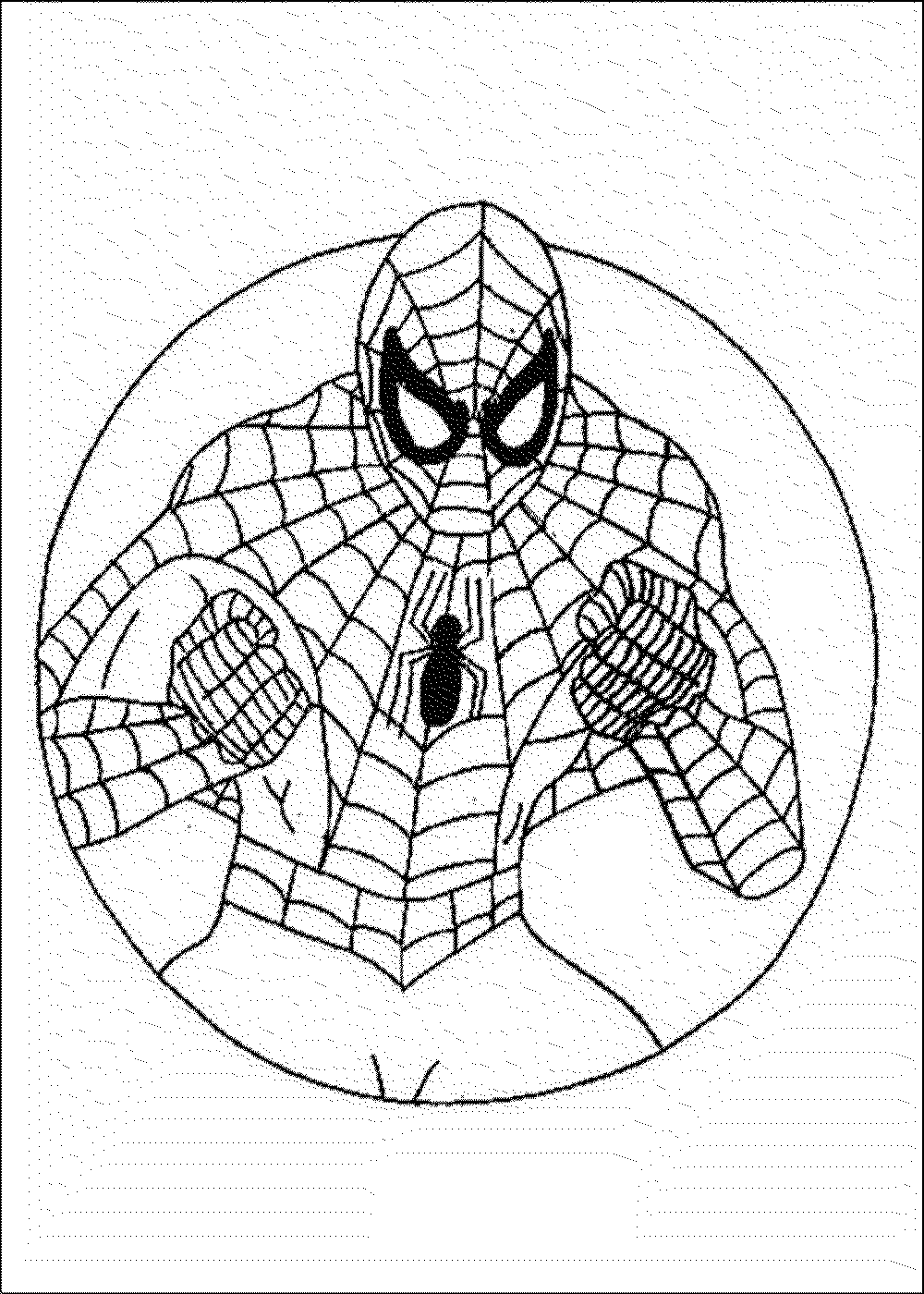 Spiderman Coloring Pages Free To Print