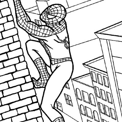 spiderman-coloring-pages-to-print