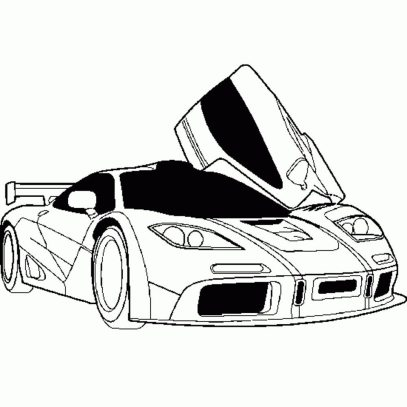 sports-car-coloring-pages