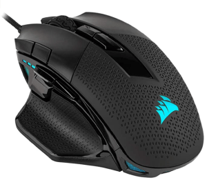 Corsair Nightsword RGB - Performance Tunable FPS/MOBA Gaming Mouse