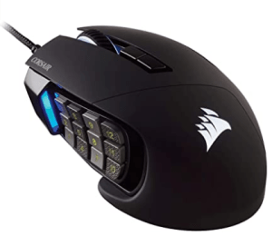 Corsair Scimitar Pro - MMO Gaming Mouse