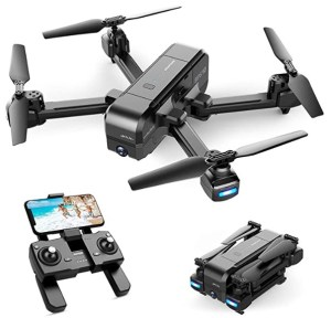 Snaptain SP510 - Foldable GPS FPV Drone