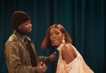 Gyakie Ft. Omah Lay - Forever Remix Official Video