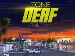VIDEO: Eminem - Tone Deaf (Lyrics Animation)