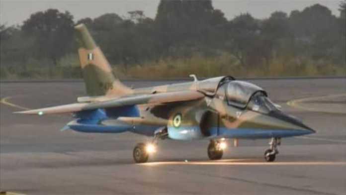 Nigerian Airforce plane crash