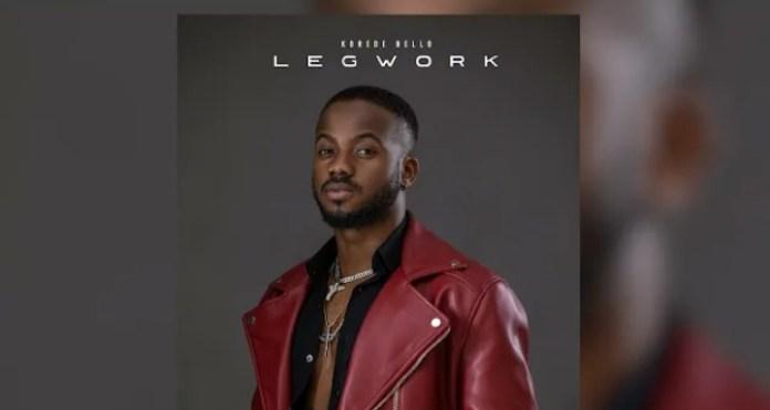 MUSIC: Korede Bello - Legwork Mp3 Download