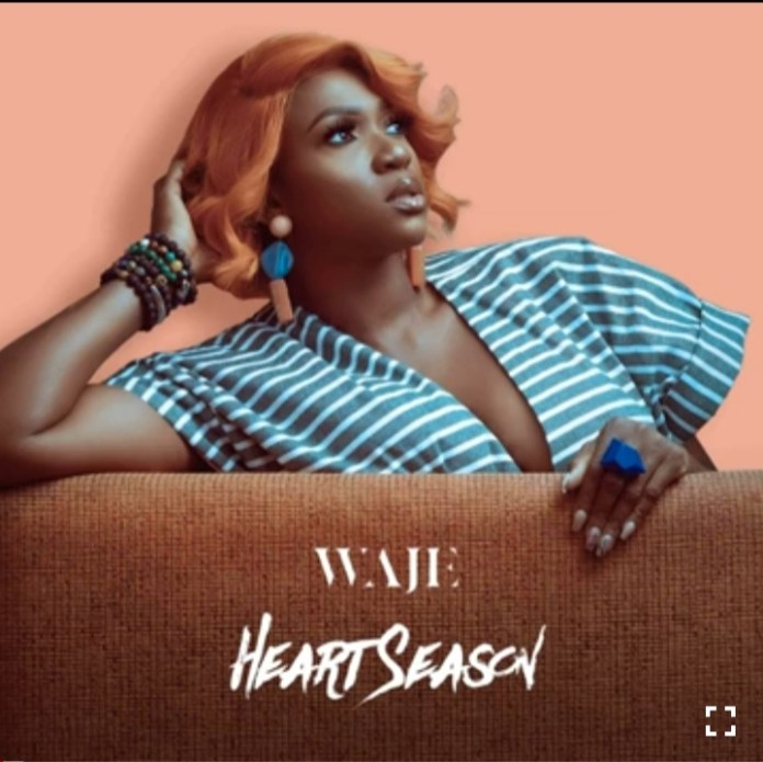 Waje - Hold My Hands