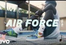 VIDEO: Vybz Kartel - Airforce 1