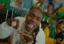 VIDEO: DaBaby - Ball If You Want To Mp4 Download