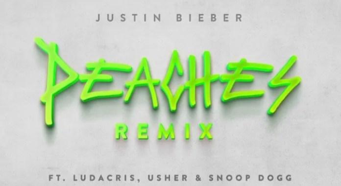 Justin Bieber - Peaches Remix Ft. Ludacris, Usher & Snoop Dogg