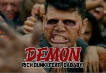 VIDEO: Rich Dunk - Demon Ft. DaBaby Mp4 Download
