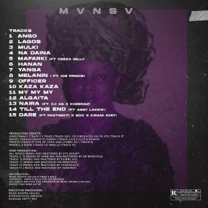 Morell - MVNSV (MANSA Full Album)