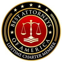 Best Attorneys Of America Lifetime Charter Member