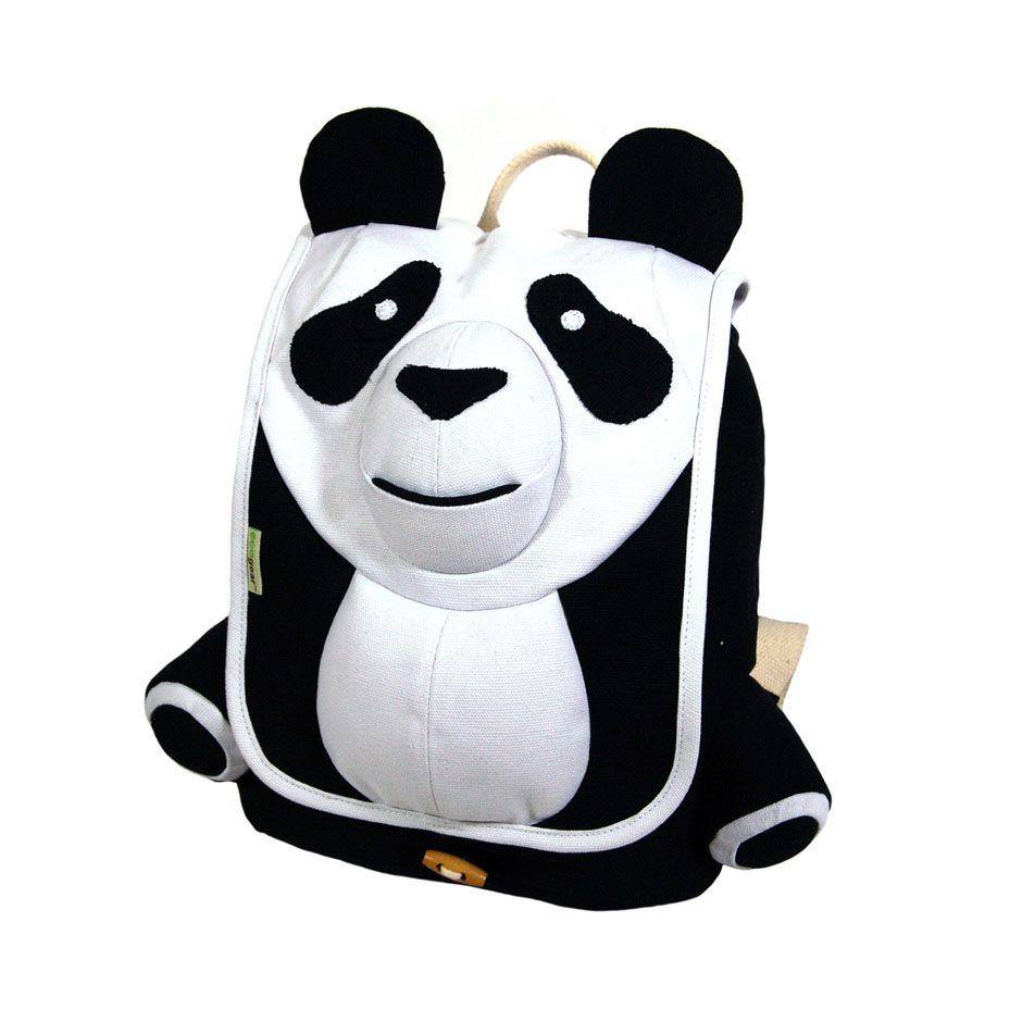 Plush Character Backpacks