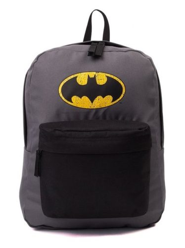 Batman Men's Front Pocket Backpack