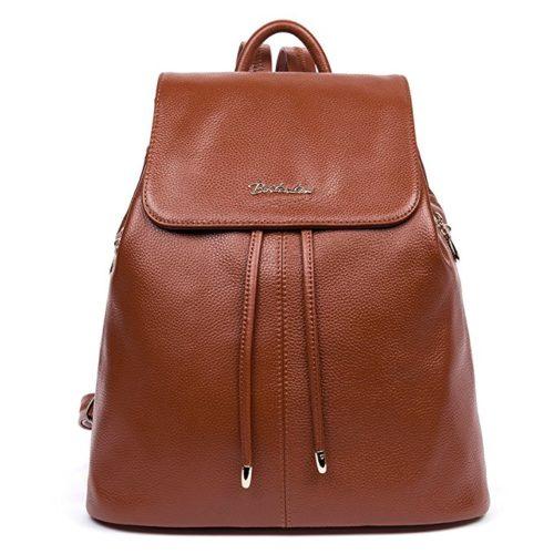 BOSTANTEN Women's Leather Backpack