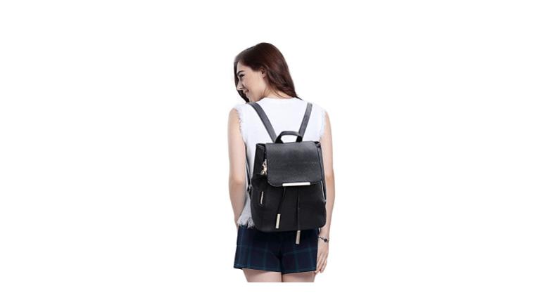Best 10 Black Leather Backpacks
