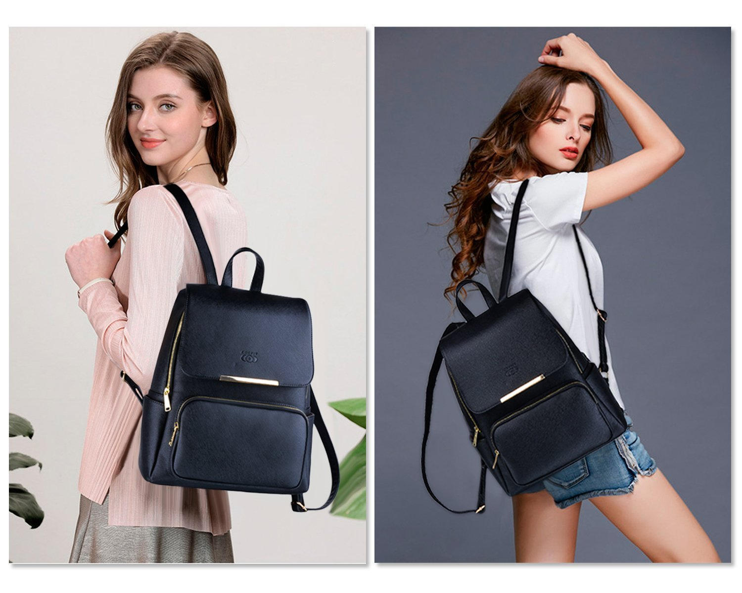 Best Leather Backpack for Women