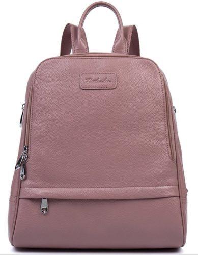 Bostanten womens leather backpack