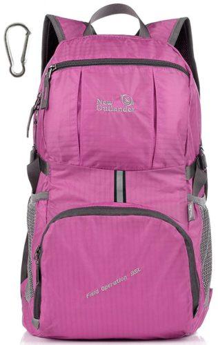 Outlander Packable Lightweight Travel Hiking Backpack