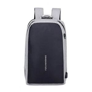 Anti theft USB charging backpack - BP410