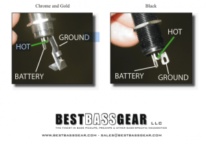 Long Threaded Barrel Jack Lug Assignments | eBass