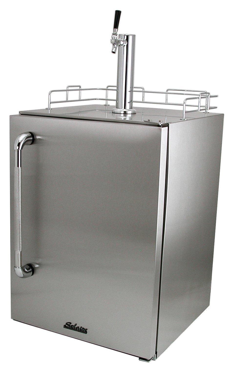 the 3 best outdoor kegerator best beer refrigerator. Black Bedroom Furniture Sets. Home Design Ideas