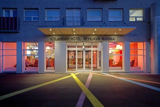 A Stay At Icelandair's Reykjavik Marina Hotel