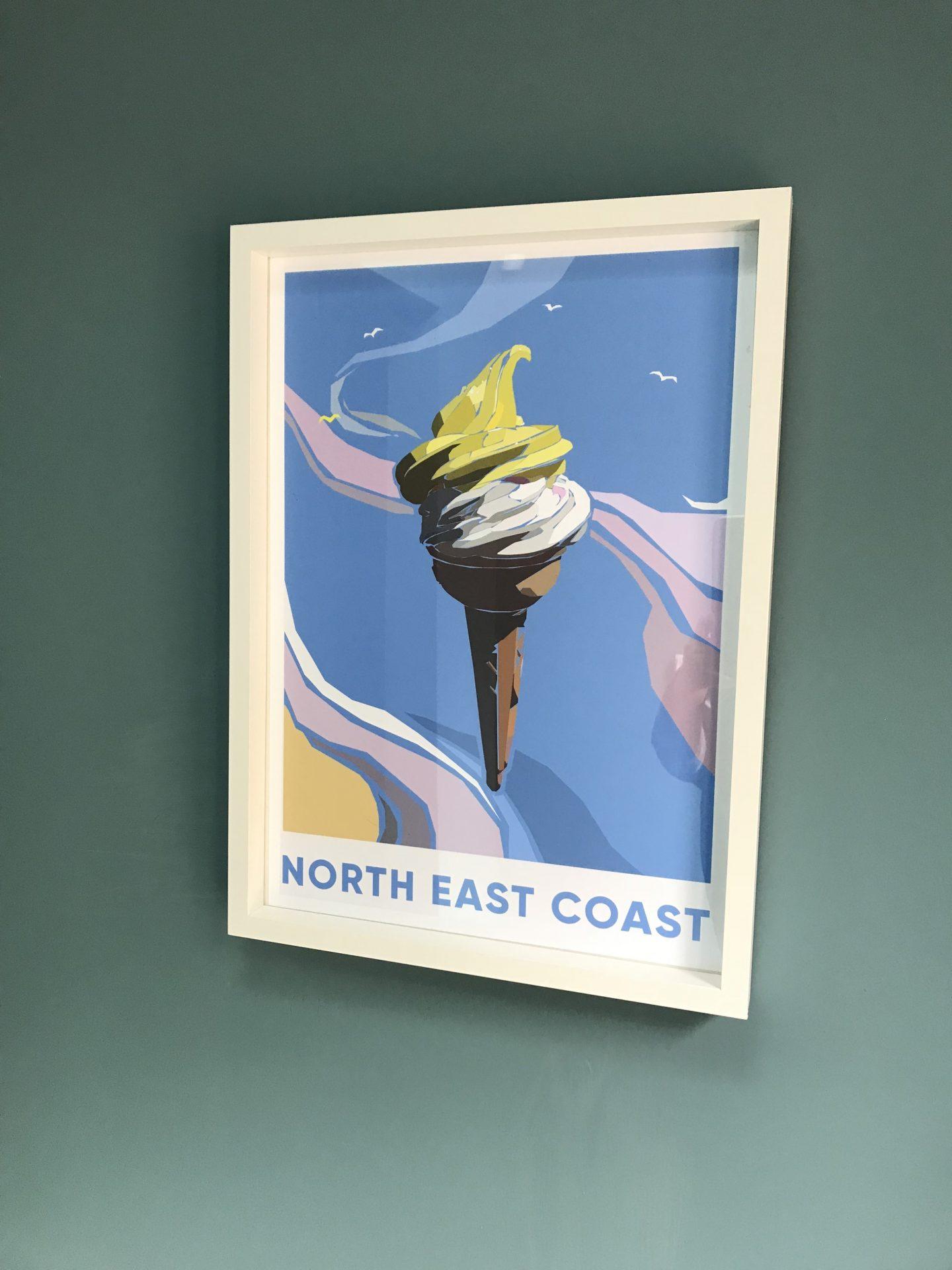 North-East-Coast-Lemon-Top-Print