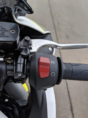 Motorcycle Controls - Right Side