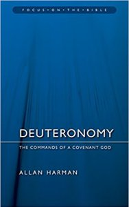 Allan Harman Deuteronomy commentary
