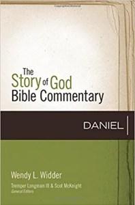 Wendy Widder Daniel commentary
