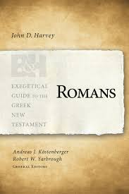 romans commentary harvey