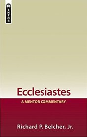 ecclesiastes commentary book cover