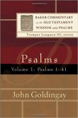 baker bible commentary on the old testament wisdom and psalms
