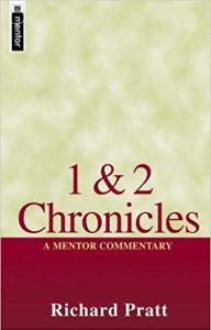 chronicles bible commentary