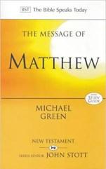 matthew bible commentary