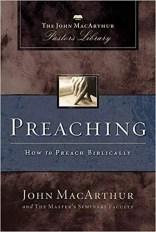 macarthur preaching