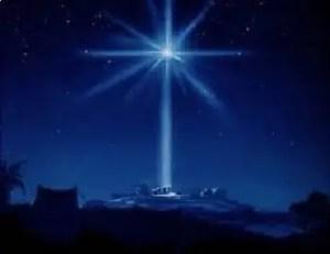 star at Jesus birth