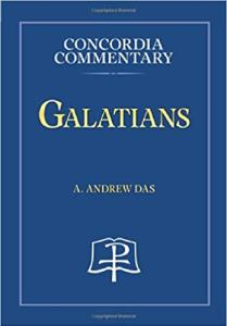 galatians commentary cover